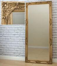 Astonishing Sevilla Gold Shabby Chic Full Length Antique Wall Mirror 16 Download Free Architecture Designs Scobabritishbridgeorg