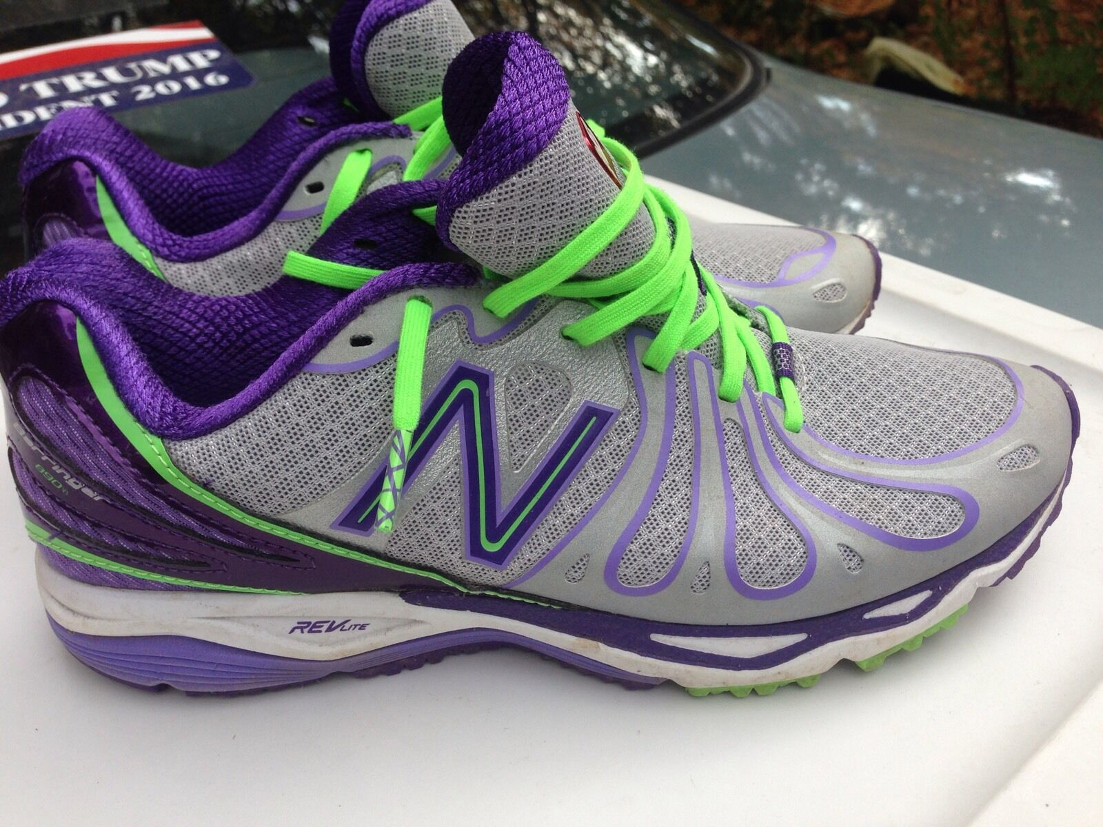 NEW BALANCE WOMENS W890SP3 RUNNING SHOES ( 110.00) size 8