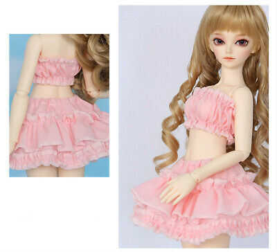 1//3 BJD Clothes Suit UpperGarment/&Shirt/&Pants for Ball-jointed Ball AOD DF LUTS
