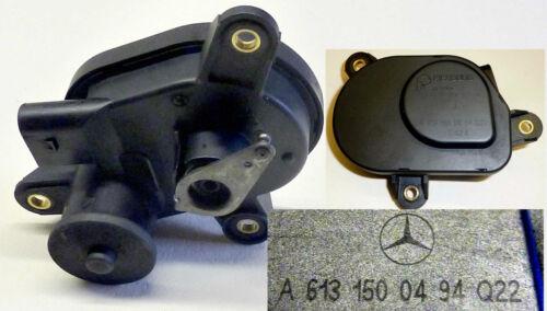 Mercedes Cherokee 2.7 Pierburg Remolino Aleta Motor A6131500494