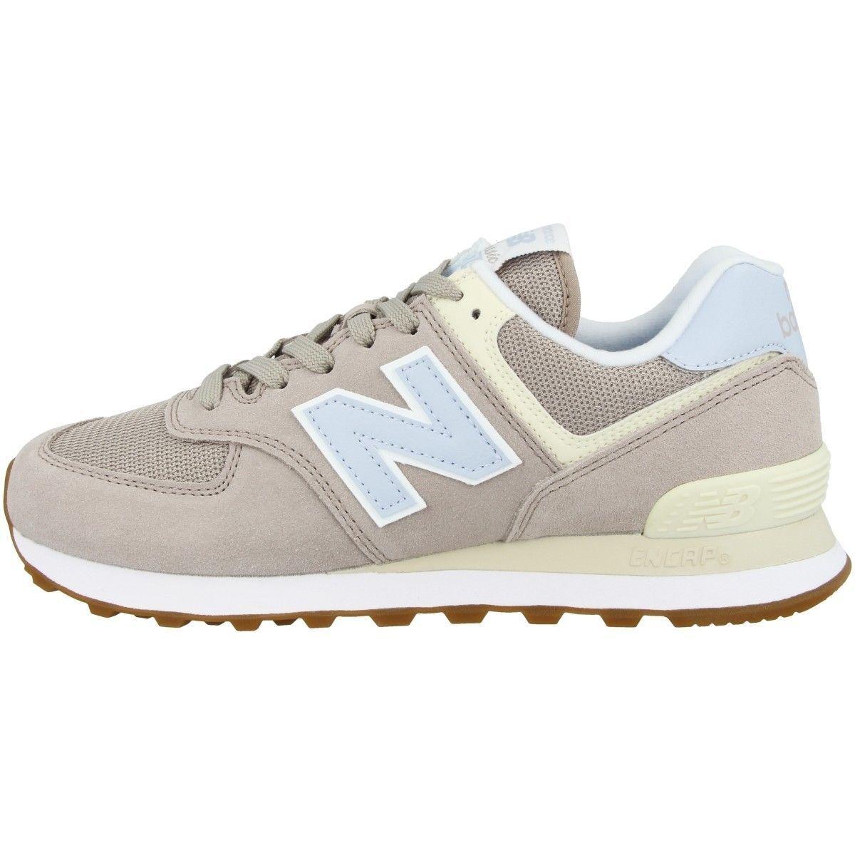 NEW BALANCE WL 574 FCL scarpe palestra palestra palestra passeggio ginnastica donna e8358f