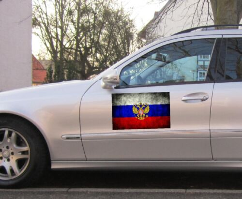 Bandiera Auto Adesivi Sticker Bandiera Adesivo Auto Calcio WM 2018 Russia