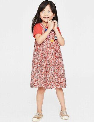 U9-3 NEW RRP £30 Baby Boden  Strawberry Dress