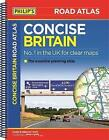 Philip's Concise Atlas Britain: Spiral A5 by Octopus Publishing Group (Paperback, 2015)
