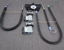Finestra Regolatore Riparazione Kit Cavi Clip destra-Osf driver laterale VW BEETLE