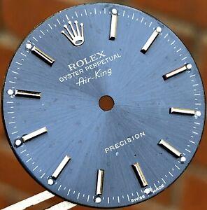 Rolex-Air-King-14010-Blue-Index-Dial-ORIGINAL