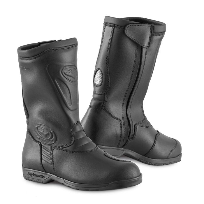 Stylmartin Delta BLACK size 40. Boot motorcycle touring