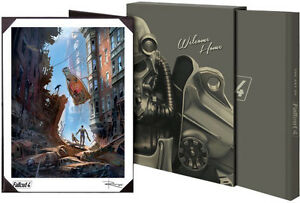 FALLOUT-4-The-Art-of-Fallout-4-Limited-Edition-Hard-Cover-Book-Dark-Horse