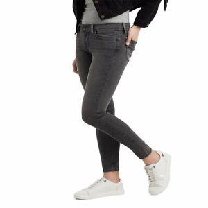 Pantalones 710 Innovation Super Skinny Word On The Street Levi S Negro Mujer Ebay