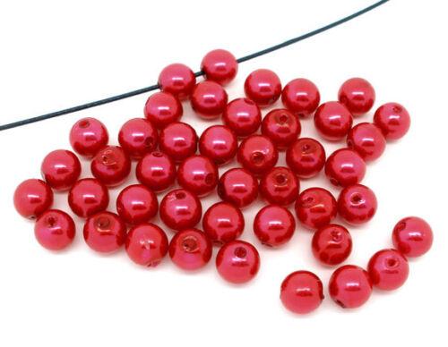 UK 91g 50 Mixte Coloré ~ ~ 12mm acrylique perles bracelets ~ ~ ~ collier élastique