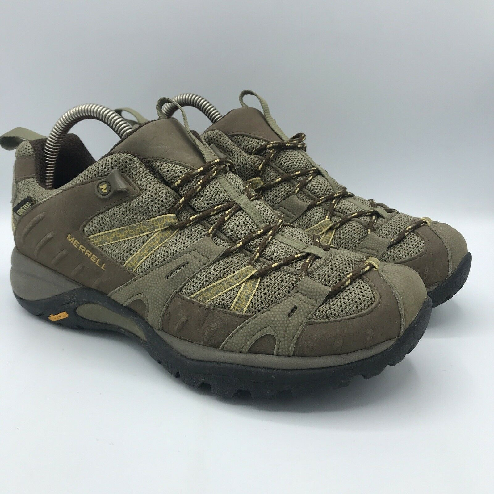 Merrell Siren Sport GORE-TEX XCR Chaussures de randonnée Brindle Femmes Marron Taille 8