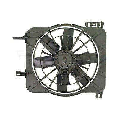 95-04 Chevy Cavalier Pontiac Sunfire Radiator Cooling Fan Motor Assembly