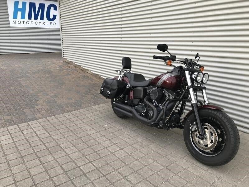 Harley-Davidson, FXDF Dyna Fat Bob, ccm 1690