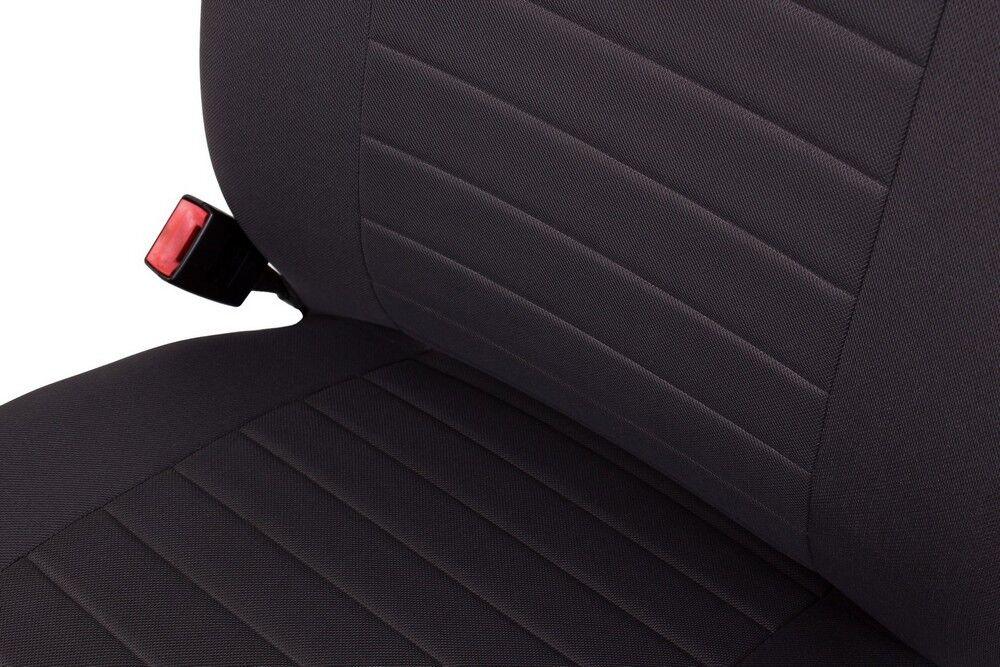Sitzbezüge Sitzbezug Schonbezüge für Fiat Doblo Komplettset Elegance P3