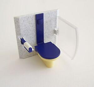 Details zu PLAYMOBIL (R267) MAISON MODERNE - Toilettes WC Salle de Bain  3969 Complet