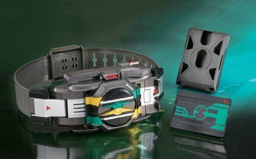Kamen Rider Den-O Luna transformar cinturón DX cinturón nos cero