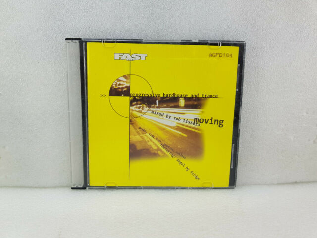Fast Car Audio Cd - Good Condition - Free Uk Shipping