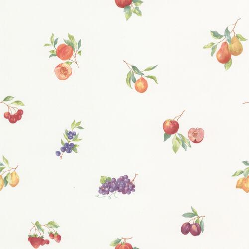 Essener Tapete Fresh Kitchen 5 FK26906 Obst Apfel Birne Küche Küchentapete Vinyl
