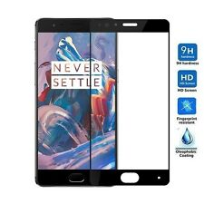 Tempered Glass 3D Curved Premium Edge-To-Edge Full Glass For OnePlus 3/3T(N1044)