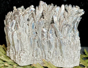 37-5g-RARE-MAGNESIUM-ORE-WAVE-CRYSTAL-MINERAL-HEALING-CLUSTER-Reiki-CHINA
