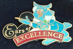 2006 DISNEY DRTSC BASIL GREAT MOUSE DETECTIVE EARS OF EXCELLENCE CAST AWARD PIN