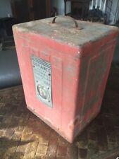 Vintage Farm Electric Fence Controller By Defiance Sears Roebuck Original Rare