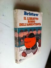 oscar mondadori 544 bristow il libretto rosso dell'assenteista  1^ ed. 1974