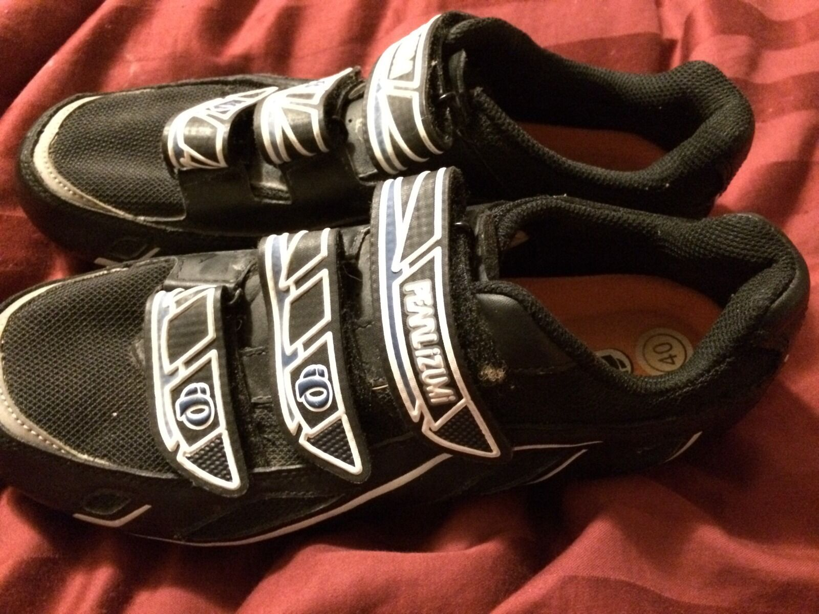 Pearl izumi MTB Mens mountain bike shoes, size 40