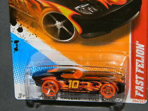 HOT WHEELS 2012 THRILL RACERS ICE #5//5 VAMPYRA HOTWHEELS HW BLUE /& CHROME VHTF