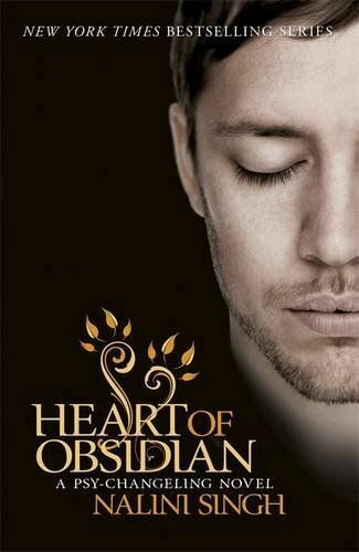 1 of 1 - Heart of Obsidian: A Psy-Changeling Novel (Psy-Changeling Series) by Singh, Nal