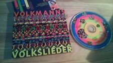 CD Pop Volkmann - Volkmanns Volkslieder (11 Song) VOLKMANNS VOLKVERLAG