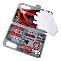 31-Piece Complete Roadside Emergency Kit
