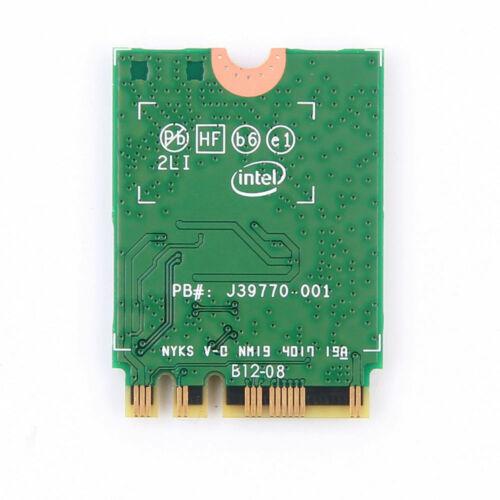 1730Mbps Intel 9260NGW NGFF Dual Band 802.11ac WiFi Bluetooth 5.0 Wireless Card