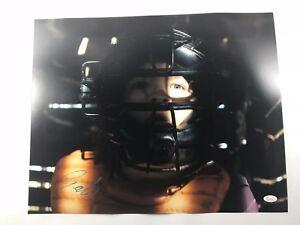 Gaten-Matarazzo-Signed-Stranger-Things-16x20-Picture-Ghostbusters-Dustin-JSA-2