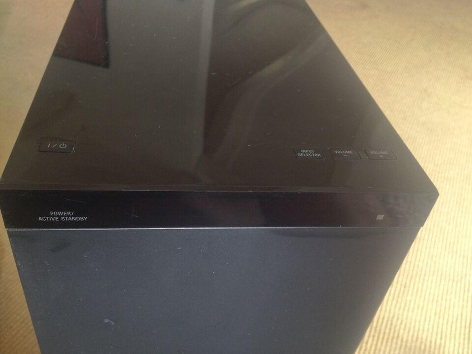 Højttaler, Sony, Soundbar HT CT 350