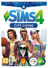 The Sims 4: City Living Expansion Pack (PC) [New Game]