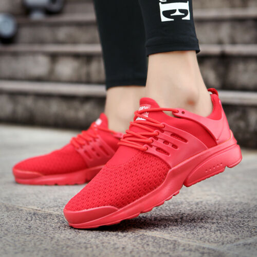Mens Athletic Sports Shoes Outdoor Training Breathable Running Casual Sneakers