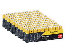 100 Intenso Energy Ultra AA / Mignon Alkaline Batterien im 10er Shrink Pack