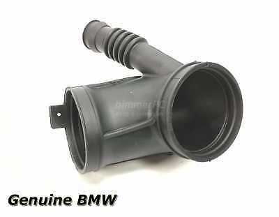 BMW Genuine E53 X5 3.0i 01-06 Air Intake Tube Elbow Boot OEM NEW 13541440102