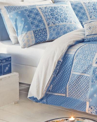 Contemporary Bedding Range Shantar China Blue