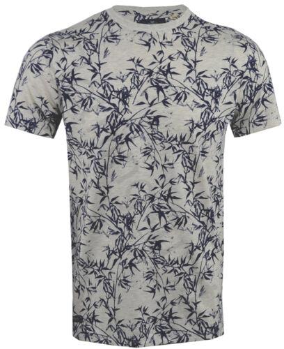 Shirt Short Sleeve Casual Cotton Summer Top Vest Mens Hawaiian Fashion Floral T