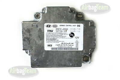 No Crash Data Kia Cee/'d Airbag ECU Control Module 95910J7000
