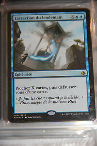 Magic-MTG-Extraction-du-lendemain-Pull-from-Tomorrow-edition-Amonkhet