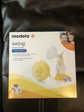 Medela Swing Single Electric Breast Pump Kit For Sale Online Ebay
