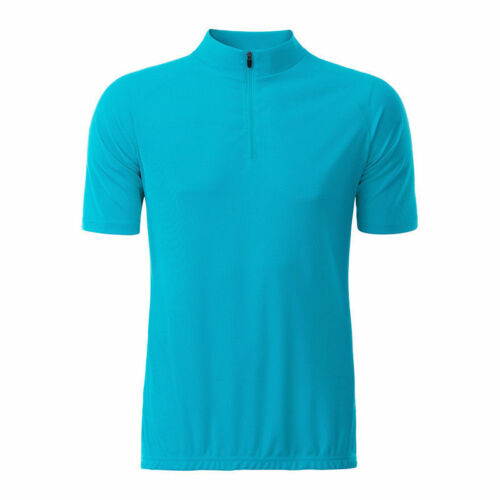 Réduit James /& Nicholson Bike T-shirt maillot Vélo BMX Neon Cyclisme Roue Renn