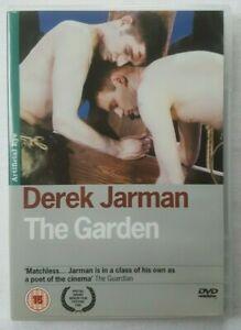 The-Garden-1990-Directed-by-Derek-Jarman-2005-Artificial-Eye-UK-Region-2-DVD