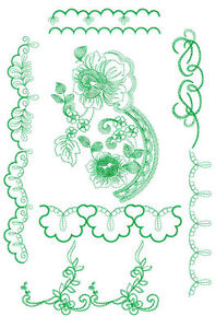 Rose-and-borders-10-Machine-Embroidery-Designs-5x7