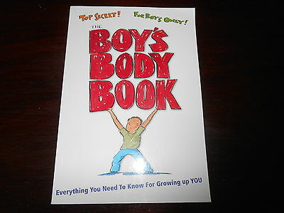 The Boy's Body Book : Everything You Need to Know for Growing up You  Puberty