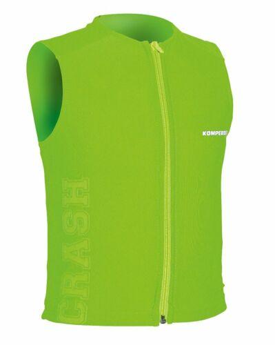 Komperdell Eco West Protektor Kinder Rückenprotektor 6240-06 grün