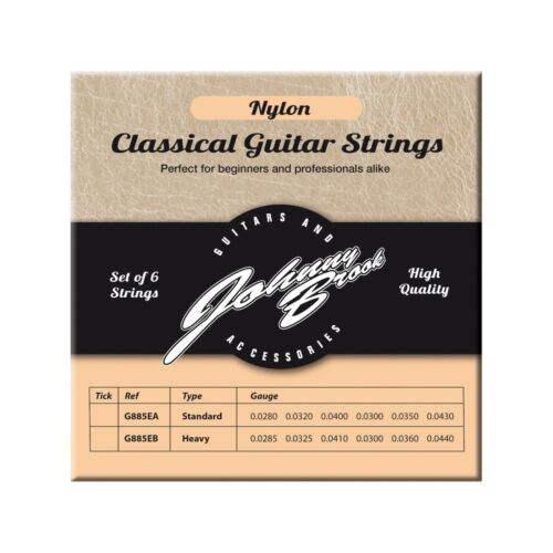 Classical Acoustic Nylon Guitar Strings Heavy Gauge